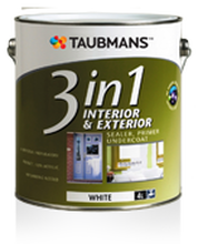 Taubmans 3 in 1 is a top quality primer sealer undercoat